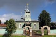 Церковь Георгия Победоносца - Фалёнки - Фалёнский район - Кировская область