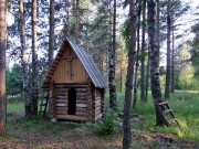Неизвестная часовня - Добрыни - Максатихинский район - Тверская область