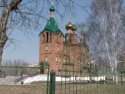Церковь Георгия Победоносца - Новоалтайск - Новоалтайск, город - Алтайский край
