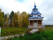 Церковь Симона Воломского - Полдарса - Великоустюгский район - Вологодская область