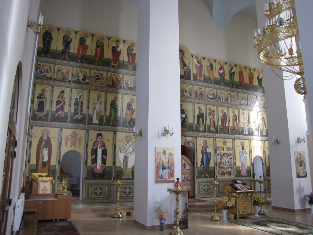 Церковь Всех Святых в земле Российской просиявших, Краснозаводск