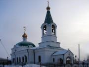 Церковь Богоявления Господня - Омутинское - Омутинский район - Тюменская область