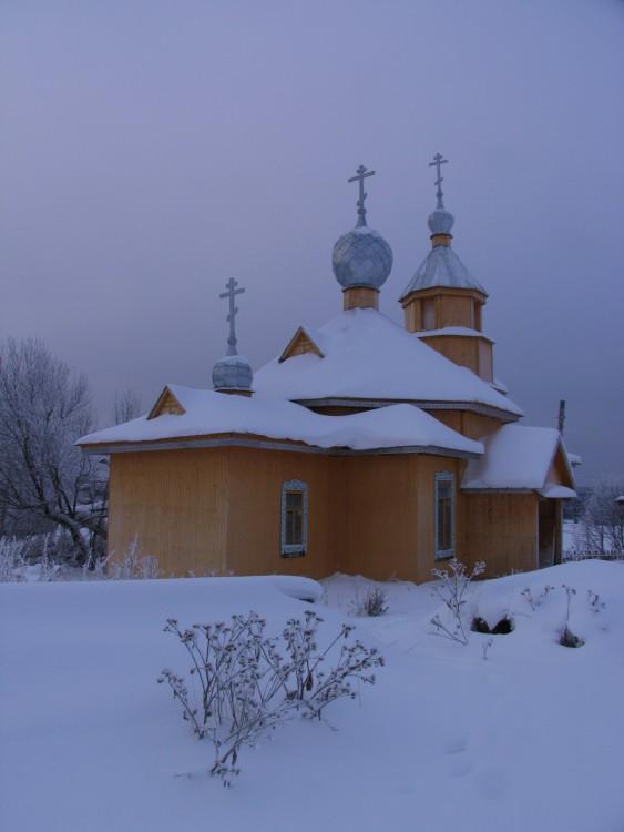 Церковь Иоанна Предтечи (новая), Кувакуш