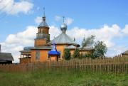 Церковь Иоанна Предтечи (новая) - Кувакуш - Афанасьевский район - Кировская область