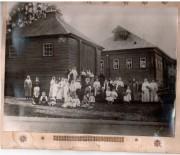 Неизвестная часовня - Хорошево - Солигаличский район - Костромская область