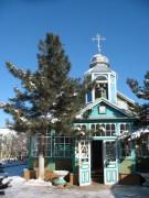 Церковь Николая Чудотворца на Заячьем острове - Астрахань - Астрахань, город - Астраханская область