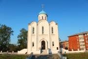 Церковь Рождества Христова - Иркутск - Иркутск, город - Иркутская область