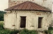 Церковь Воздвижения Креста Господня - Погост Воломы - Великоустюгский район - Вологодская область