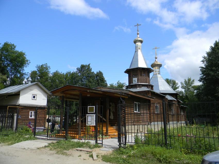 Ивановская область, Иваново, город, Иваново. Церковь иконы Божией Матери