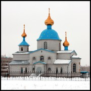 Церковь Воскресения Христова - Аксу - Павлодарская область - Казахстан