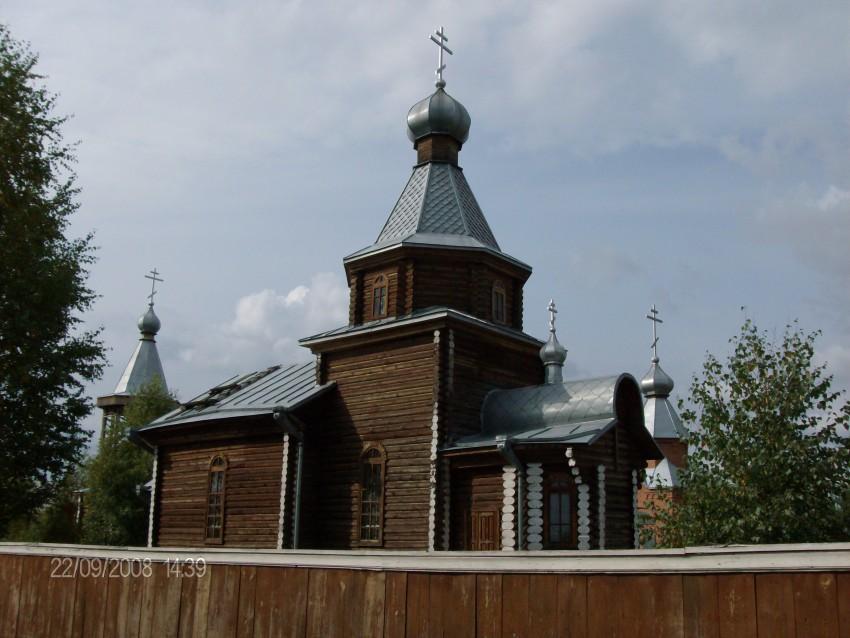Церковь Троицы Живоначальной в Малоугреневе, Бийск