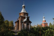 Церковь Троицы Живоначальной в Малоугреневе - Бийск - Бийский район и г. Бийск - Алтайский край