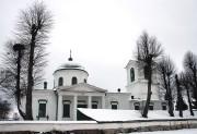Церковь Рождества Пресвятой Богородицы - Белая - Дновский район - Псковская область