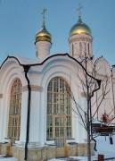 Неизвестная часовня - Усово - Одинцовский городской округ и ЗАТО Власиха, Краснознаменск - Московская область
