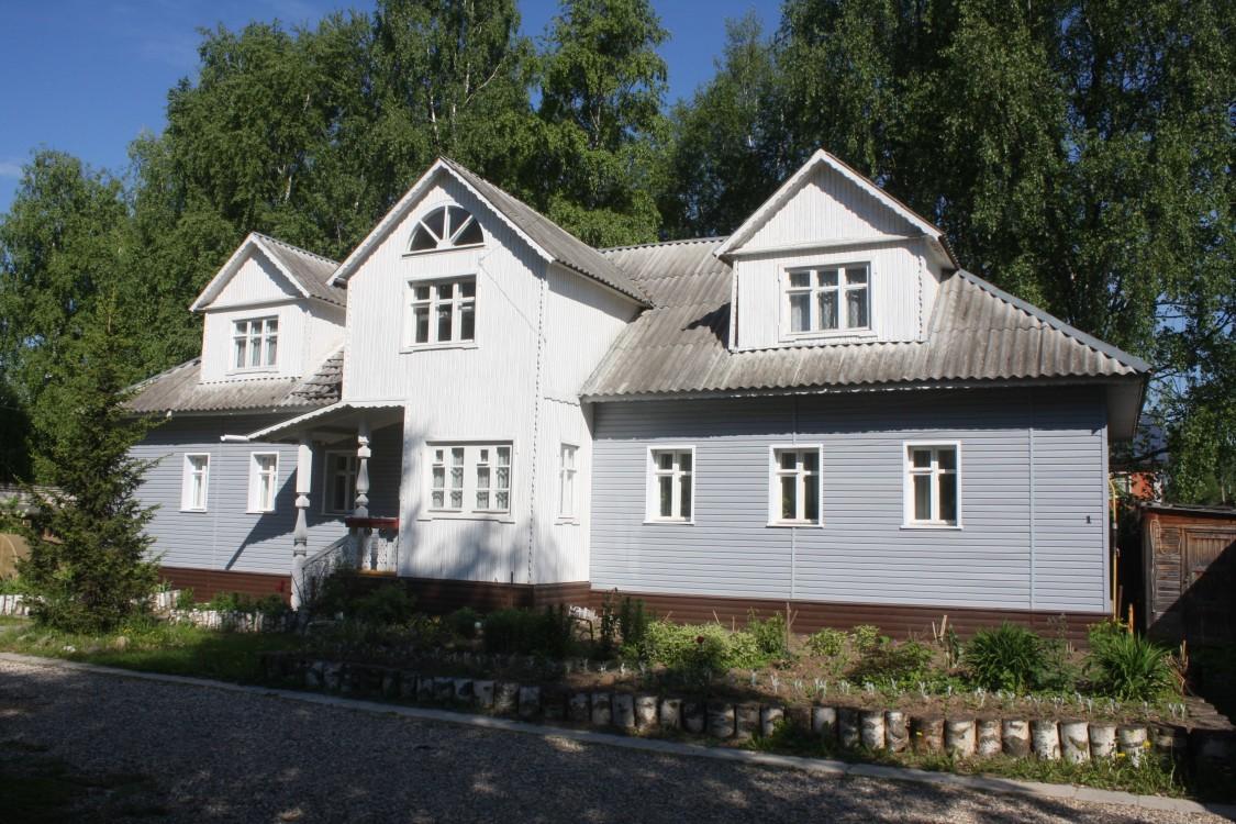 Благовещенский женский монастырь (новый), Бежецк