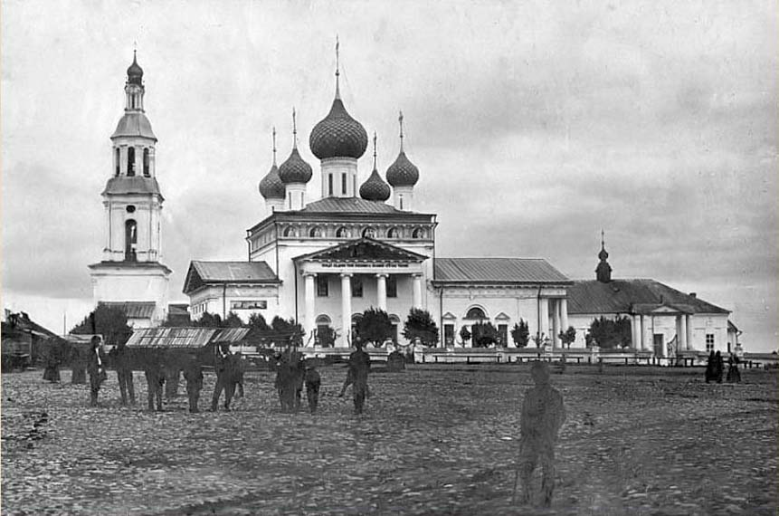 Церковь Казанской иконы Божией Матери, Бежецк