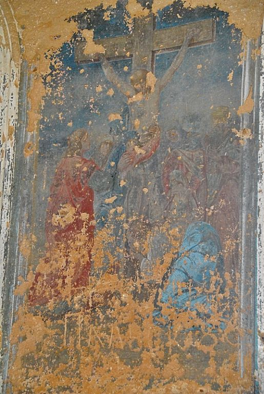 Тульская область, Тёпло-Огарёвский район, Раево. Церковь Богоявления  Господня, фотография. интерьер и убранство