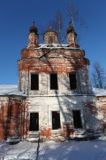 Церковь Троицы Живоначальной - Здоровцево - Тутаевский район - Ярославская область