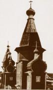 Церковь Происхождения Честных Древ Креста Господня - Филипповская (Почозеро) - Плесецкий район - Архангельская область