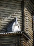 Филипповская (Почозеро). Происхождения Честных Древ Креста Господня, церковь