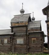 Церковь Обретения главы Иоанна Предтечи - Филипповская (Почозеро) - Плесецкий район - Архангельская область