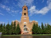 Церковь Богоявления  Господня - Мокшан - Мокшанский район - Пензенская область