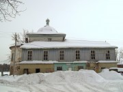 Александро-Куштский монастырь - Александровское - Усть-Кубинский район - Вологодская область