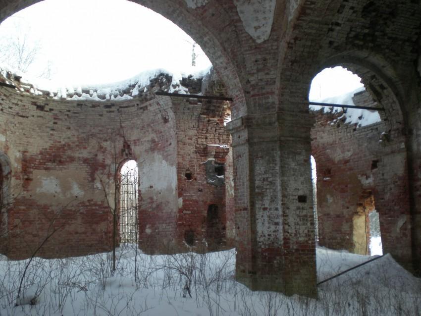 Церковь Александра Невского, Селище