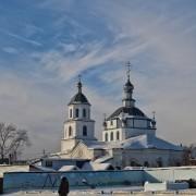 Шихазаны. Казанской иконы Божией Матери, церковь