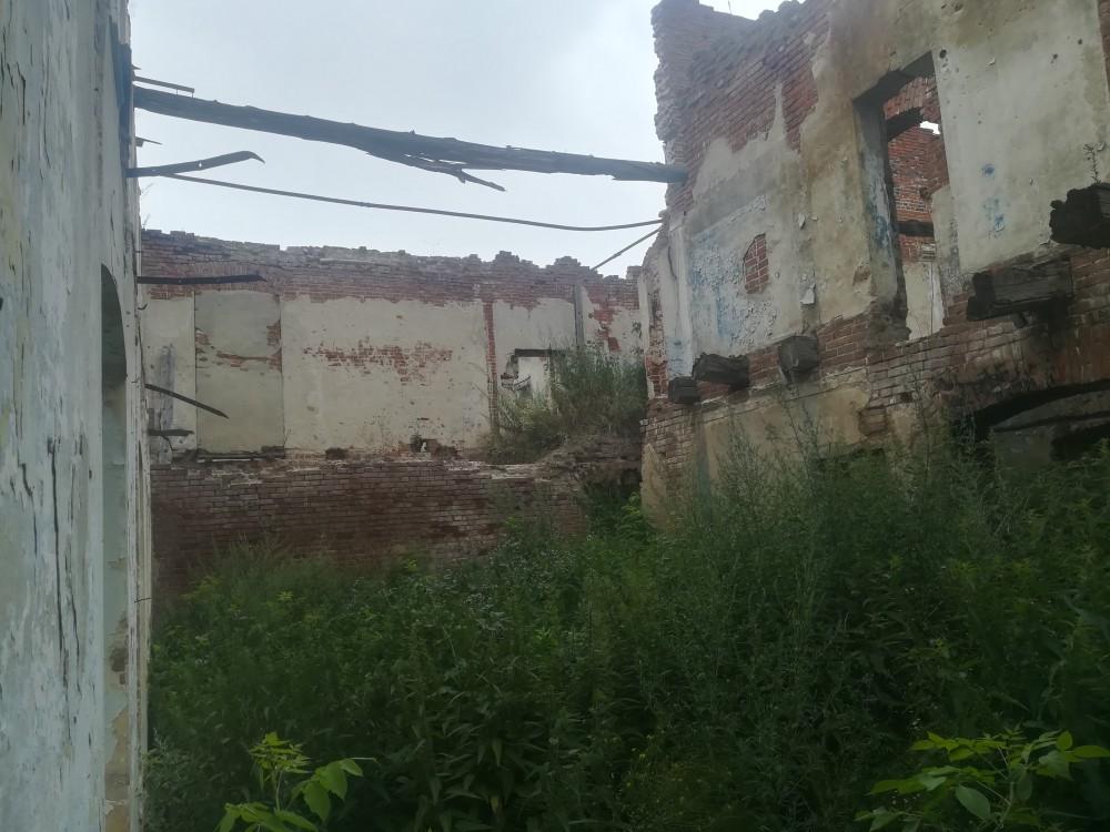 Пензенская область, Колышлейский район, Пограничное. Скрябинский Вознесенский женский монастырь, фотография.