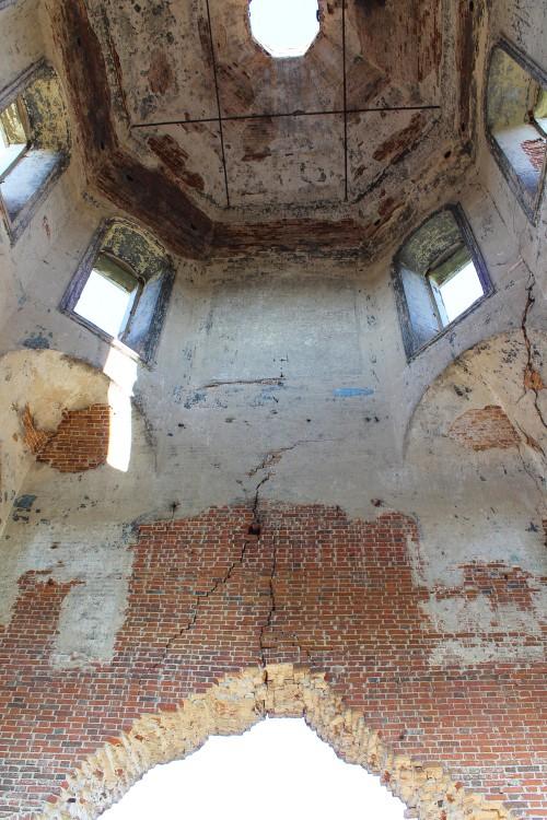 Церковь Успения Пресвятой Богородицы, Успенское