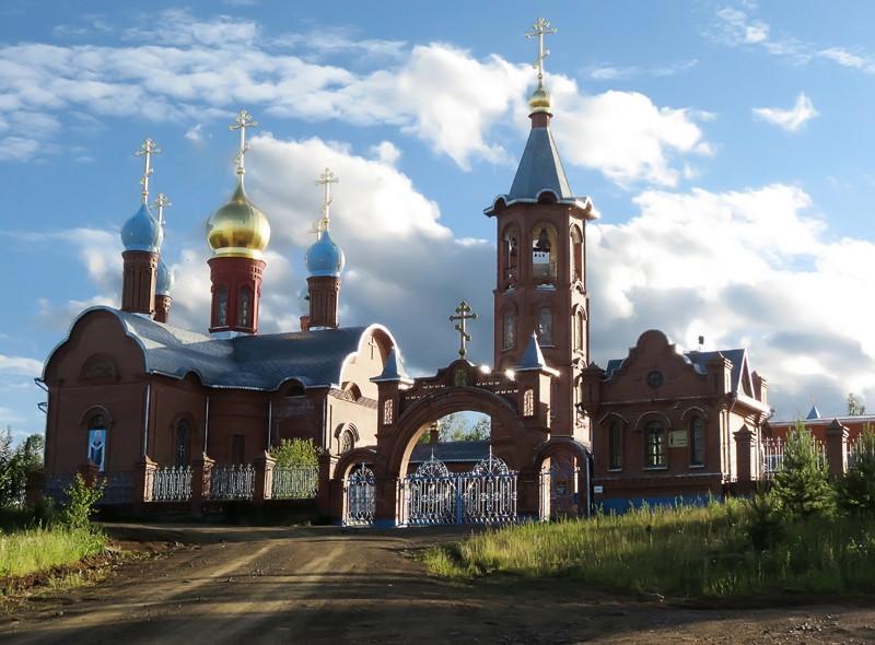 Церковь Покрова Пресвятой Богородицы, Кодинск