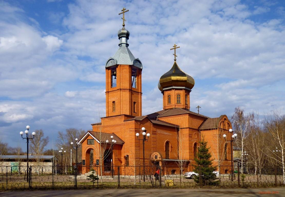 Церковь Рождества Христова и Николая Чудотворца, Рубцовск