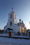 Церковь Троицы Живоначальной - Пахна - Ярославский район - Ярославская область