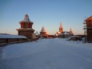 Трифонов Печенгский монастырь в Луостари - Луостари - Печенгский район - Мурманская область
