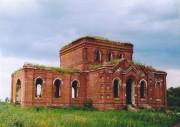 Церковь Троицы Живоначальной - Красное Знамя - Александро-Невский район - Рязанская область