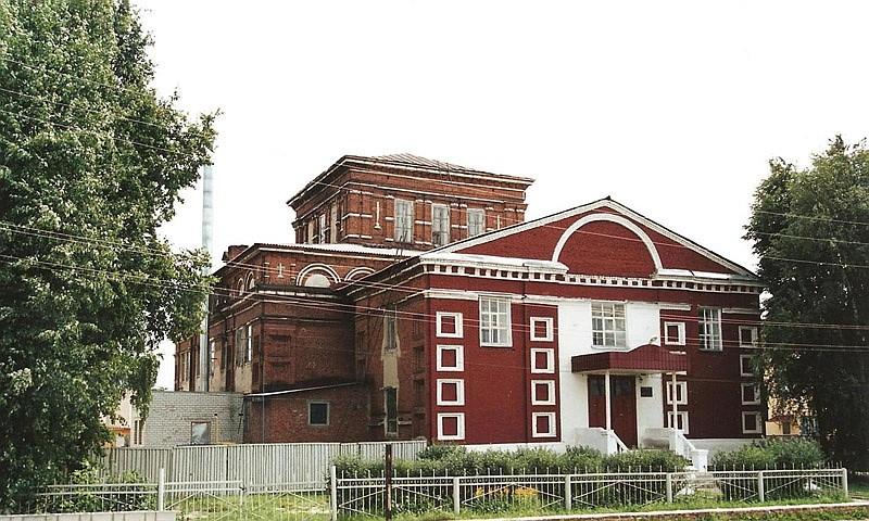 Милостиво-Богородицкий женский монастырь. Церковь иконы Божией Матери