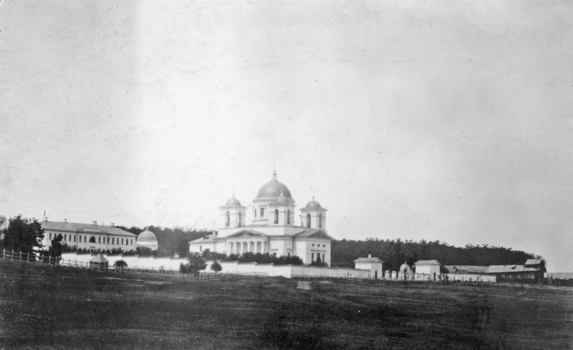 Спасо-Преображенский мужской монастырь, Саратов
