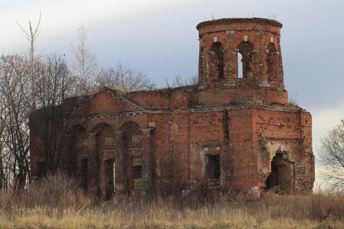 Церковь Богоявления Господня, Василевка