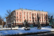 Церковь Пантелеимона Целителя при 1-й детской больнице - Ярославль - Ярославль, город - Ярославская область