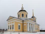 Покровский женский монастырь. Церковь Богоявления Господня - Шаморга - Шацкий район - Рязанская область