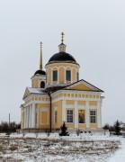 Шаморга. Покровский женский монастырь. Церковь Богоявления Господня