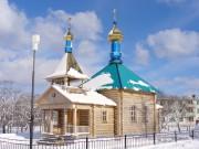Горячие Ключи. Георгия Победоносца, церковь