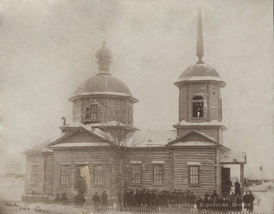 Церковь Покрова Пресвятой Богородицы, Поим