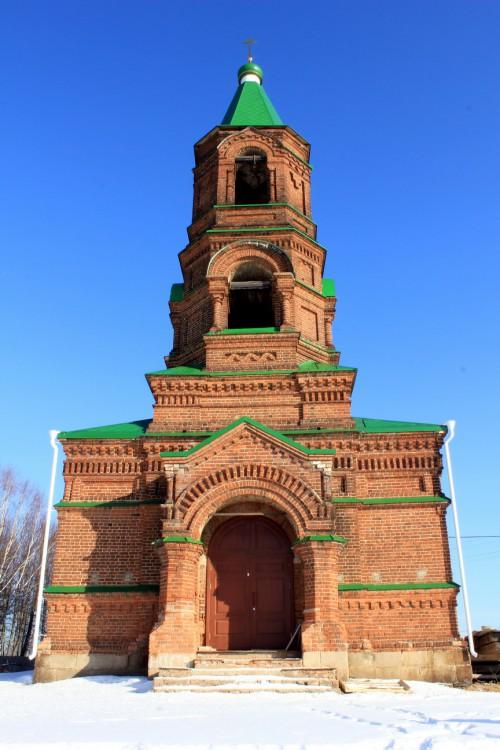 Церковь Илии Пророка, Елизаветинское