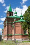 Церковь Илии Пророка - Елизаветинское - Нижний Тагил (ГО город Нижний Тагил) - Свердловская область
