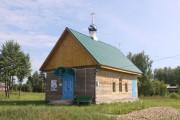 Церковь Тихвинской иконы Божией Матери - Людково - Мосальский район - Калужская область