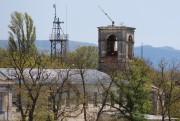 Фиолент. Балаклавский Георгиевский монастырь. Церковь Воздвижения Креста Господня