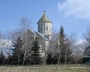 Совхозное. Троицкий женский монастырь. Церковь Троицы Живоначальной