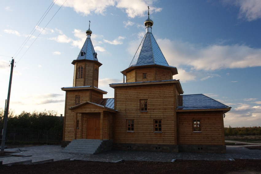 Церковь Казанской иконы Божией Матери, Антушково